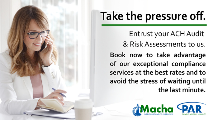 Let our trusted advisors take your audits and risk assessments off your hands.